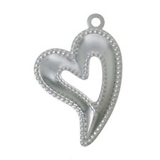Stainless Steel Jewellery Making Charms & Pendants