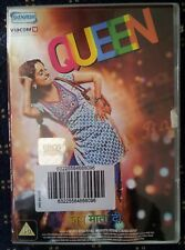 QUEEN,HINDI BOLLYWOOD MOVIE,DVD,HIGH QUALITY PICTURE & SOUNDS,ENGLISH SUBTITLES