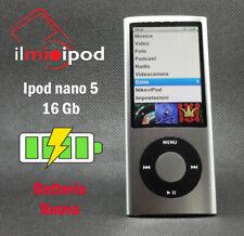 Ipod nano 5 da 16 Gb - Batteria sostituita con una nuova