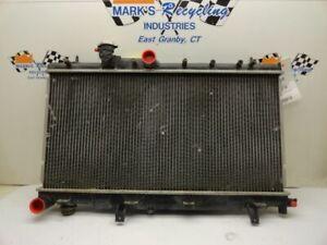 Radiator Fits 05 SAAB 9-2X 150052