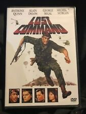 The Lost Command (DVD, 2002) BRAND NEW SEALED
