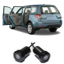 2xLED Ghost Door Courtesy Shadow Laser Light For Subaru Forester Impreza Outback