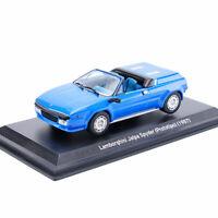 1:43 Lamborghini Jalpa Spyder 1987 Model Car Diecast Vehicle Collection Gift
