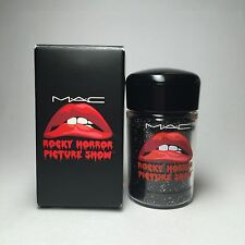 BNIB MAC *3D BLACK* Glitter Rocky Horror Collection LE AUTHENTIC SOLD OUT RARE