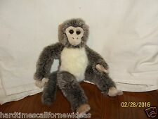 WWF Monkey Plush 10""