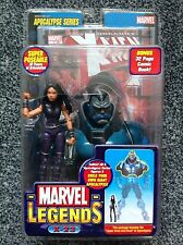 RARE MARVEL LEGENDS APOCALYPSE SERIES-X-23 Figure Neuf Scellé