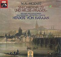 """Mozart – Sinfonien Nr. 29 Und Nr. 38 """"Prager"""""""
