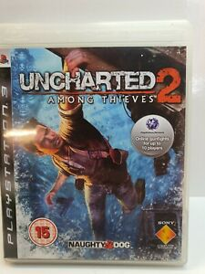 Uncharted 2: Among Thieves (Playstation 3 / Ps3 ) PEGI 15+