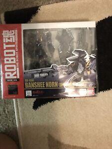 Bandai Tamashii Nation Banshee Norm Unicorn Mode Robot Damashii R 141