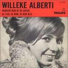 """Willeke Alberti - Morgen Ben Ik De Bruid / Al Hui 7"""" Vinyl Schallplatte - 10667"""
