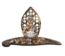 Buddha Single Tea Light Holder Set