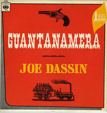 JOE DASSIN GUANTANAMERA / KATY CRUEL FRENCH 45 SINGLE