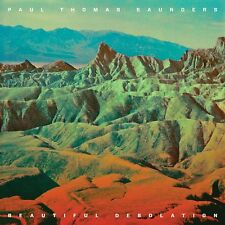 PAUL THOMAS SAUNDERS - BEAUTIFUL DESOLATION: CD ALBUM (2014)