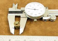 Victor Victrola Brass or Nickel Spring-Loaded Bullet Catch #1274