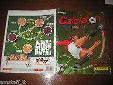 ALBUM CALCIATORI FIGURINE PANINI=COMPLETO=1996-1997=1996/97=EDIZIONE LIMITATA=