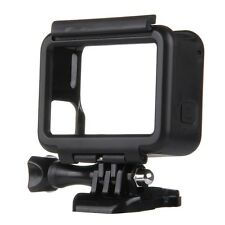 GoPro Protective Housing Case Border Frame Mount Sports Action Camera for HERO5