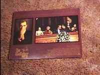 GODFATHER PART III LOBBY CARD #7 AL PACINO MAFIA