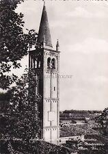 ABANO TERME - Artistica Torre romanica del Santuario di Monteortone 1958