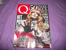 Q Magazine  Nov 2015 Florence The Machine The Smiths Joy Division John Lydon