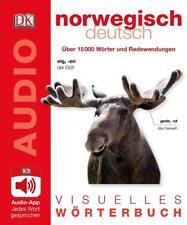 Visuelles Wörterbuch Norwegisch Deutsch (2017, Taschenbuch)