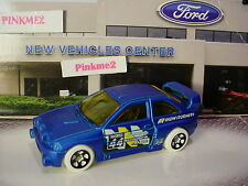 2017 SNOW STORMERS Design ESCORT RALLY☆satin blue/white; 44☆LOOSE Hot Wheels