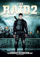 The Raid 2 (DVD, 2014,Region 1)