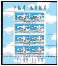 Schweiz 1369 KLBG Flugpostmarke gestempelt