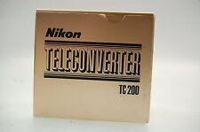 Nikon Teleconverter TC-200 OVP