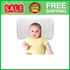 Memory Foam Baby Pillow with Cooling Gel for Aged 0-3, Toddler Kid
