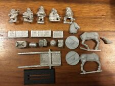 Dwarf Baggage Train Limited Release Metal Dwarves Games Workshop OOP Citadel
