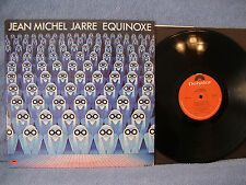 Jean Michel Jarre, Equinoxe, 1978, Polydor Records, PD-1-6175, PROG Rock
