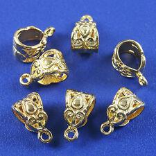 100pcs Tibetan silver tube spacer beads h2992