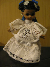 Ethnic Latina  Mexican Girl Doll