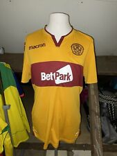 More details for motherwell 2018 - 2019 home football shirt