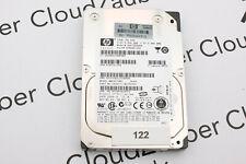 """HP DH072BAAKN 72GB 15K 2.5"""" SAS HDD Festplatte - 459889-002 MBC2073RC"""