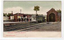 More details for kildrummie station (ian maclaren), methven: perthshire postcard (c28398)