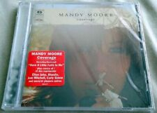 MANDY MOORE -COVERAGE- CD FACTORY SEALED
