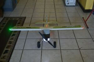 E-flite EFL3850 Timber X BNF Basic Remote Controlled Plane