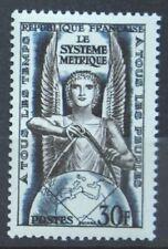 1954 FRANCE Y & T N° 998 Neuf *  AVEC TRACE DE CHARNIERE