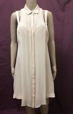 DION LEE DRESS WOMENS ~ SIZE 10 ~ BRAND NEW W/ TAGS NWT BRA STRAP DRESS LINE II