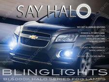 2013-2016 Holden / Chevy Trax Ls Blanco Angel Eye Luz Antiniebla Halo Conducción