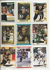 Lot of 1000 (One Thousand) Rob Brown Hockey Card Collection Mint