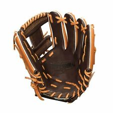 New Easton Professional Collection B21 RHT Baseball Infield Glove 11.5 Tan/Brwn