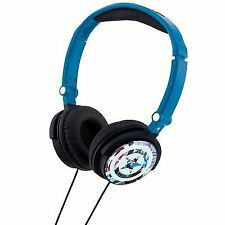 Lexibook HP010AV Avengers Foldable Stereo Headphones With Volume Limiter