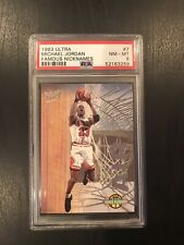 1993 Ultra Michael Jordan Famous Nickname Card