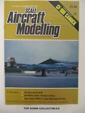 Scale Aircraft Modelling  Magazine   May 1989    Whisky 4, Royal Netherlands  AF