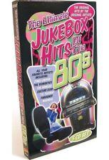 Jukebox Hits of The '80s (5-CD Box Set) Box set