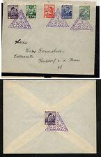 Austria  cover  special  cancel  cover   1936         KEL09131
