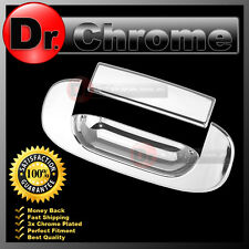 94-01 Dodge Ram Triple Chrome Plated ABS Tailgate Handle Cover