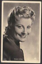 7780 AK Portrait Gisela Uhlen Schauspielerin Ross Verlag A 3341/1